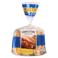 Save $0.55 on any package of Cobblestone Bread Co. Breads, Rolls or Buns