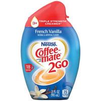 Save $0.50 on any Coffee-mate2GO Creamer