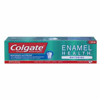 Print a coupon for $1 off one pack of Colgate Colgate Enamel Health, Total, Optic White or Sensitive Toothpaste