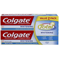 Print a coupon for $2 off one twin pack of Colgate Total, Optic White or Sensitive Toothpaste