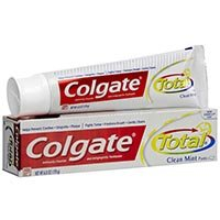 Save $1 on Colgate Total Toothpaste