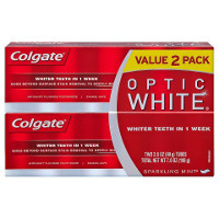 Save $2 on one Colgate Total, Optic White, Enamel Health or Sensitive Toothpaste
