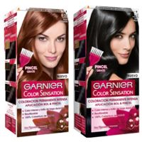Print a coupon for $1 off two boxes of Garnier Color Sensation Hair Color products