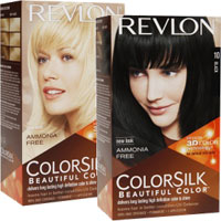 BOGO - Print a coupon for Buy One Revlon ColorSilk Hair Color and Get One Free
