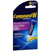 Print a coupon for $1 off a Compound W product