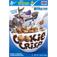 Save $0.75 on one box of Cookie Crisp Cereal