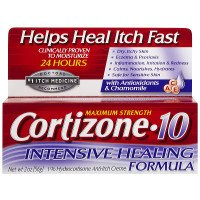 Save $3 on two Cortizone-10 products, 1oz. or larger