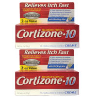 Print a coupon for $3 off any two Cortizone-10 products