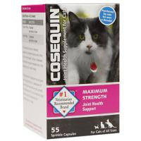 Print a coupon for $2 off any Cosequin for Cat Joint Health Supplement