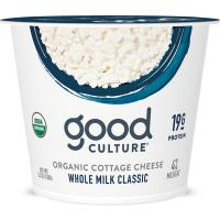 Print a coupon for $1 off two Good Culture Cottage Cheese Cups