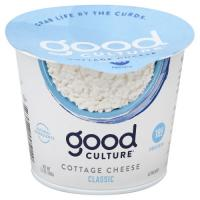 Print a coupon for $1 off one Good Culture Cottage Cheese Tubs