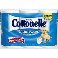 Print a coupon for $0.50 off Cottonelle Toilet Paper, 6-pack or larger
