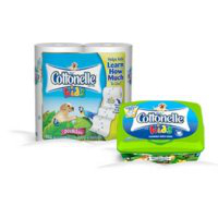 Save $1.50 on one package of Cottonelle Toiler Paper and One Cottonelle Flushable Cleansing Cloths