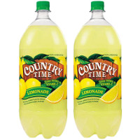 Save $0.75 on any two 64 oz. bottles of Country Time Lemonade