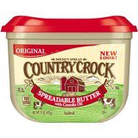 Print a coupon for $0.75 off any Country Crock 15oz product