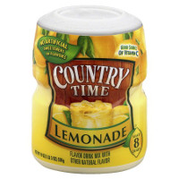 Print a coupon for $0.55 off any Country Time Powdered Drink Mix