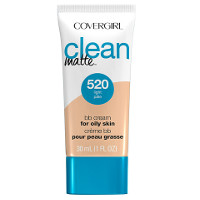 Print a coupon for $1.50 off any CoverGirl Clean Matte product