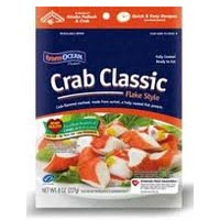 Save $1 on any Crab Classic product