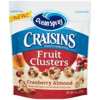 Save $0.75 on an Ocean Spray Package of Craisins Dried Cranberries Fruit Clusters