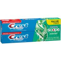 Print a coupon for $2 off one Crest Toothpaste Twinpack