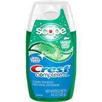 Print a coupon for $1.50 off Crest Toothpaste or Liquid Gel
