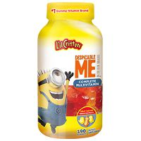 Print a coupon for $2 off one package of L'il Critters Gummy Vites Despicable Me Multivitamin