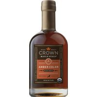 Print a coupon for $1 off one bottle of Crown Maple Syrup