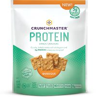 Print a coupon for $1 off any Crunchmaster product, including Protein items
