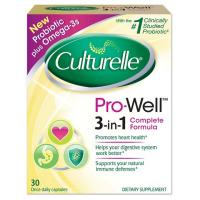Print a coupon for $3 off one Culturelle Digestive Health product