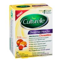 Print a coupon for $3 off one Culturelle Probiotic product