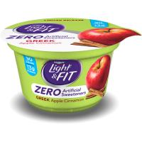 Print a coupon for $0.50 off a 4 pack of Dannon Light + Fit Regular Yogurt