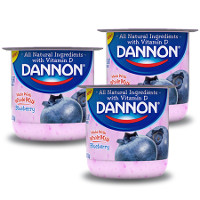 Print a coupon for $0.50 off any three Dannon Whole Milk Single Serve Yogurt Cups