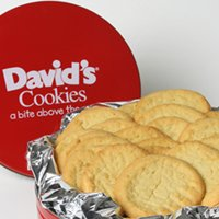 Mother's Day - Get 15% off your next order at David's Cookies plus free shipping