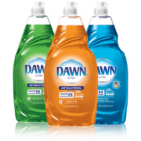 Save $0.75 on any two Dawn Products