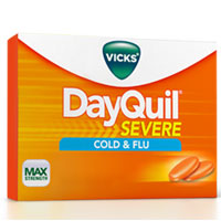 Save $1 on any Vicks DayQuil, NyQuil, or Severe Product