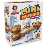 Print a coupon for $0.55 Little Debbie Mini Muffins variety