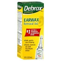 Print a coupon for $1 off one Debrox Earwax Removal product