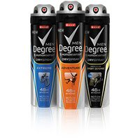 Degree Deodorant coupon - Click here to redeem