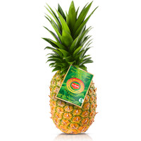 Save $0.50 on one Del Monte Gold Extra Sweet Pineapple