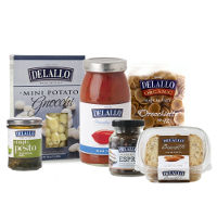 Print a coupon for $1 off any DeLallo product