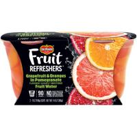 Print a coupon for $0.75 off one Del Monte Bubble Fruit Cup snack product