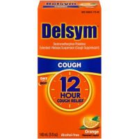 Save $2 on any Delsym Adult or Children's Cough Relief product
