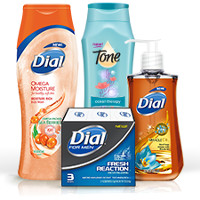 Print a coupon for $1.50 off two Dial Foaming Hand Washes
