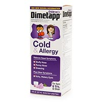Save $1 on a Children's Dimetapp product