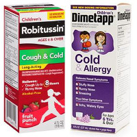 Save $3 on any Children's Dimetapp or Children's Robitussin product