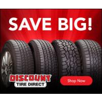 Discount Tire coupon - Click here to redeem