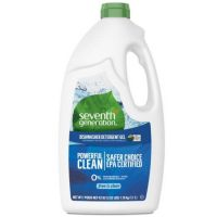 Print a coupo for $0.75 off one Seventh Generation Auto Dish Soap product
