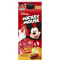 Print a coupon for $1 off one 59 ounce bottle of Disney Drinks - Choose from Donald Duck, Goofy or Mickey Mouse