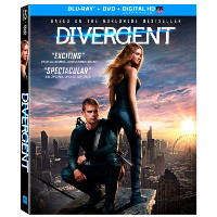 Save $5 on the purchase of Divergent on Blu-Ray or DVD
