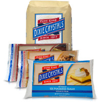 Save $0.55 on selected packages of Dixie Crystals Sugar